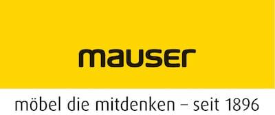 Logo mauser Betriebseinrichtungen Drögemüller Lübeck